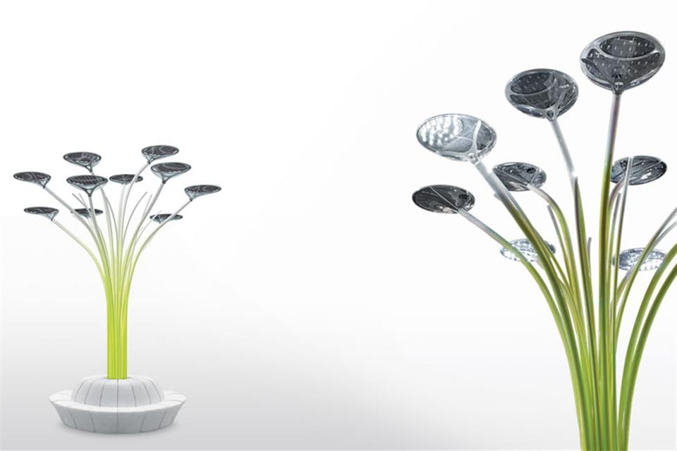 SOLAR TREE by Artemide